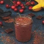 Chocolate Cherry Bomb Smoothie