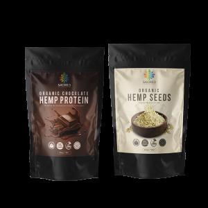 Organic Hemp Mixed 2 Pack
