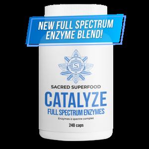 Catalyze full spectrum Enzymes 1