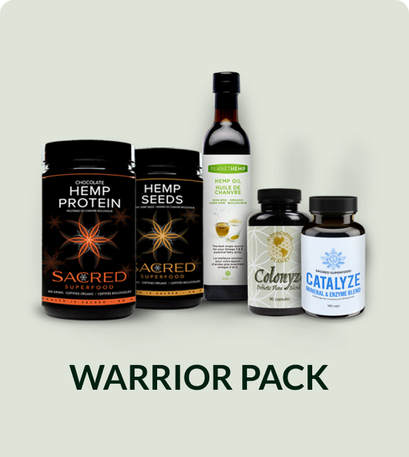 warrior pack