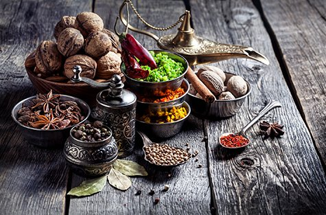 Indian Superfood pic