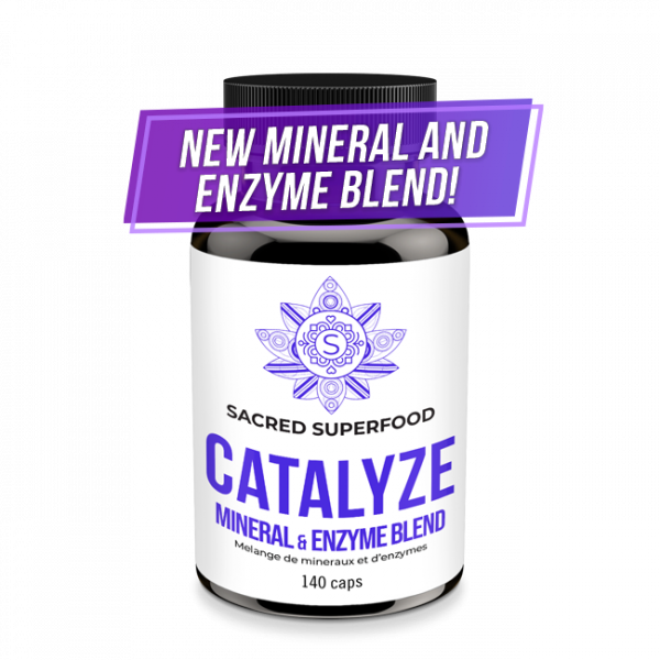 Catalyze Mineral and Enzyme